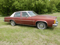 1978 Olds Delta 88 Royale Beautiful car all original