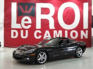 Chevrolet Corvette TARGA AUTO NAVI / HEADS UP 2008