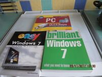 3 Computer books - Excellent Condition - Grab a Bargain for Christmas.