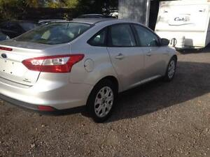 2013 Ford Focus Sedan only 45800 Km. Kitchener / Waterloo Kitchener Area image 4