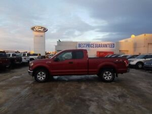 2015 Ford F-150 XLT, REMOTE START, 4x4, NO ACCIDENTS
