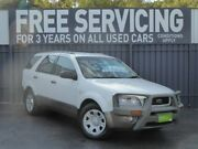 2007 Ford Territory SY TX AWD White 6 Speed Sports Automatic Wagon Reynella Morphett Vale Area Preview