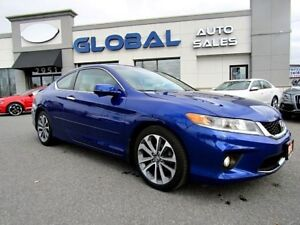 2013 Honda Accord EX-L V6 Coupe AT LEATHER NAVIGATION