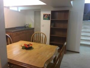 FURNISHED luxury Basement Suit Available for Rent