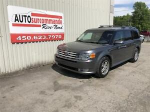 2010 Ford Flex SEL -- GARATIE 1 AN / 15 000 KMS --