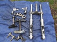 Motor bike cycle spares