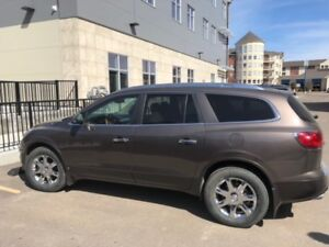 2009 Buick Enclave CXL with Bruno Joey Wheelchair/Scooter Lift