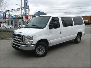2013 Ford Econoline Wagon XLT***** 100% FINANCE APPROVAl
