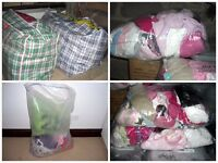Lots of Baby and Toddler Clothes and Shoes