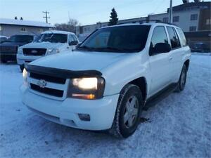 2006 Chevrolet TrailBlazer LT-4X4-NEW TIRES