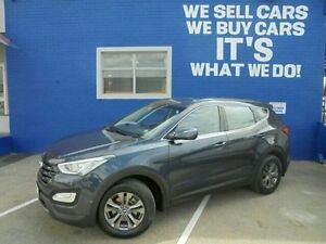 2013 Hyundai Santa Fe DM MY13 Active Grey 6 Speed Sports Automatic Wagon Welshpool Canning Area Preview