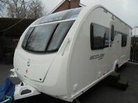 Beautiful Sterling Eccles Sport Touring Caravan