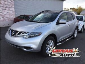 Nissan Murano SL AWD Cuir Toit Panoramique MAGS 2013