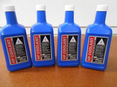 (Honda Powersports Premium Coolant Antifreeze 4 Quarts 1 Gallon Motorcycle OEM)