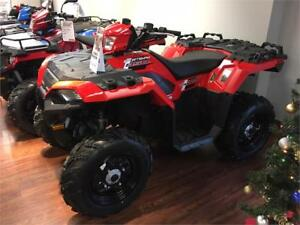 2018 Polaris Sportsman 850
