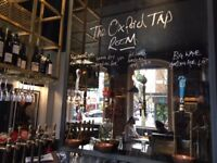 Floor staff required for lovely Kentish Town gastro pub