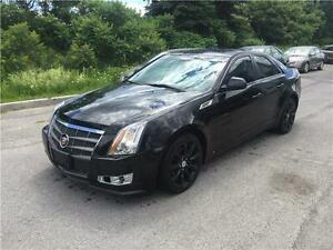 2008 Cadillac CTS, Safety & ETEST for ON or QC INCL.