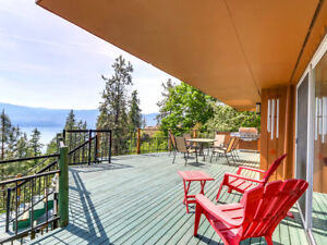 3 rooms in West Kelowna View home