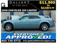 2009 Chrysler 300 LIMITED $119 bi-weekly APPLY TODAY DRIVE TODAY