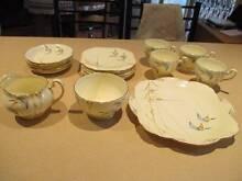 Fine English China, A.B.J. Grafton - 1960's 19 piece High Tea Set Minmi Newcastle Area Preview