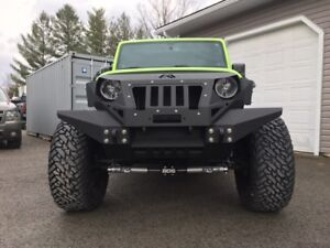 Awsome Jeep  Wrangler Only 61500 Kms