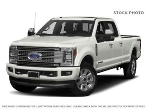 2017 Ford Super Duty F-350 SRW SuperCrew Lariat 6.7L Power Strok