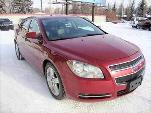 2011 Chevrolet Malibu LT Platinum 3.6L V6 w/P.Roof/Remote Start