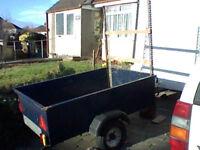 metal trailer