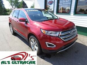 2016 Ford Edge SEL AWD w/ all options only $269 bi-weekly all in
