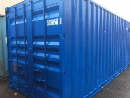 20FT A GRADE PAINTED CONTAINERS Melbourne CBD Melbourne City Preview