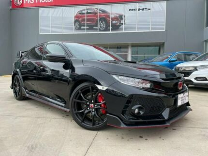 2019 Honda Civic 10th Gen MY18 Type R Black 6 Speed Manual Hatchback Ravenhall Melton Area Preview