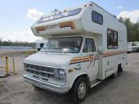 1981 Security Class C Motorhome 19ft