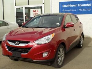 2013 Hyundai Tucson LIMITED/NAV/LEATHER/PANO ROOF