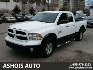2014 Dodge Ram 1500 Outdoorsman Quad 4x4