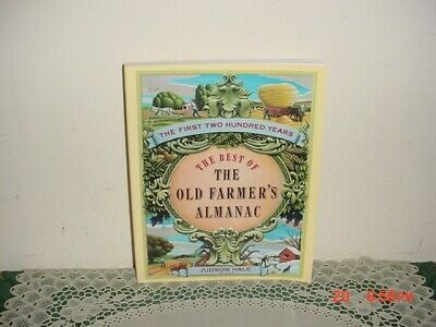 Best of the Old Farmer's Almanac: The First Two Hundred Years/J.