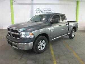 2013 Ram 1500 ST  4 x 4 A seulement $81/semaine 100% approuvee