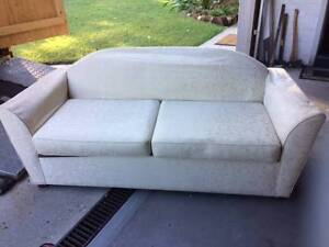 Sofa Bed - Cream Killarney Heights Warringah Area Preview