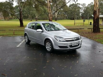 2005 Holden Astra AH CDX Silver 4 Speed Automatic Hatchback Salisbury Plain Salisbury Area Preview