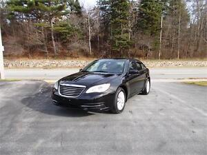 2012 CHRYSLER 200...LOADED!! FINANCING AVAILABLE!! APPLY TODAY!!