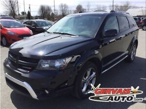 Dodge Journey Crossroad V6 7 Passagers Toit Ouvrant MAGS 2016