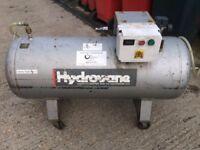Used Hydrovane tank Air Compressor