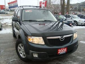 2008 Mazda Tribute GS Touring 4WD Accident Free Rust Free