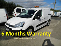 Citroen Berlingo 1.6 HDi L1 625 LX Panel Van 3dr