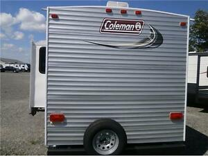 2013 COLEMAN 191 QB, OUTDOOR KITCHEN, DEEP SLIDE, $13995!! London Ontario image 3
