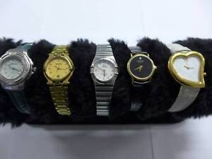 Ladies Watches From $79-$899 Omega, Raymond Weil, YSL, Ellesse Merrylands Parramatta Area Preview