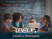 Summer Camps for Computer Loving Kids