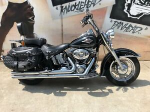 2009 Harley-Davidson HERITAGE SOFTAIL CLASSIC 1584 (FLST Road Bike 1584cc Ringwood Maroondah Area Preview