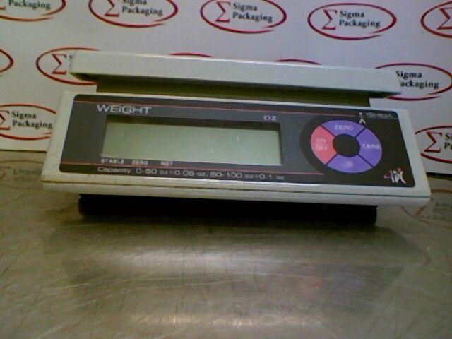 Ishida iPC Portable Scale, 100 oz. Capacity, Digital 05031062