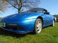 LOTUS ELAN M100 SE TURBO ROADSTER, 1991, 90K, MAY P/EX MK1 / MK2,TVR, MG ETC.