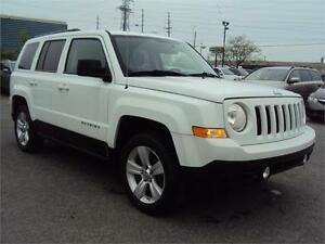 2012 Jeep Patriot North  5SP SUNROOF HEATED SEATS FWD